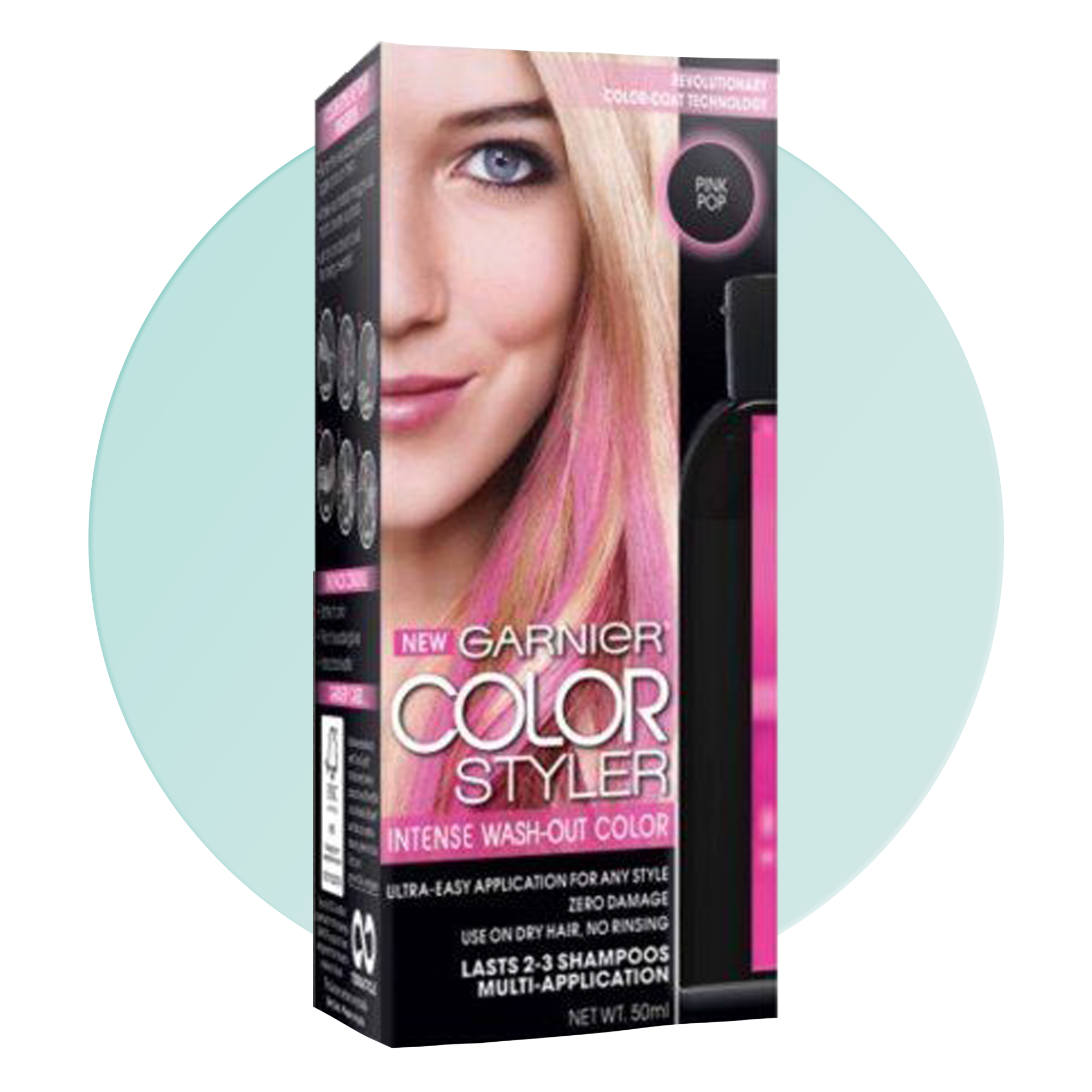 Color Styler Intense Wash-Out Haircolor