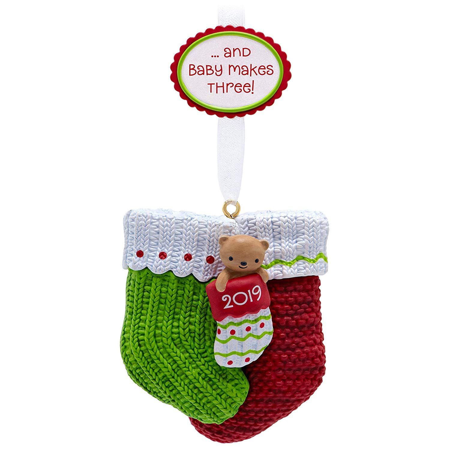 Christmas Gifts For Parents From Infants.Hallmark Keepsake Ornament