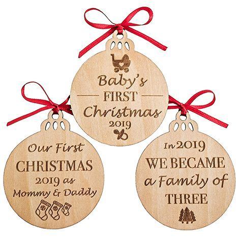 Baby Stats Ornament New Baby Christmas Ornament Baby/'s First Christmas Baby/'s First Christmas Ornament Personalized Christmas Ornament