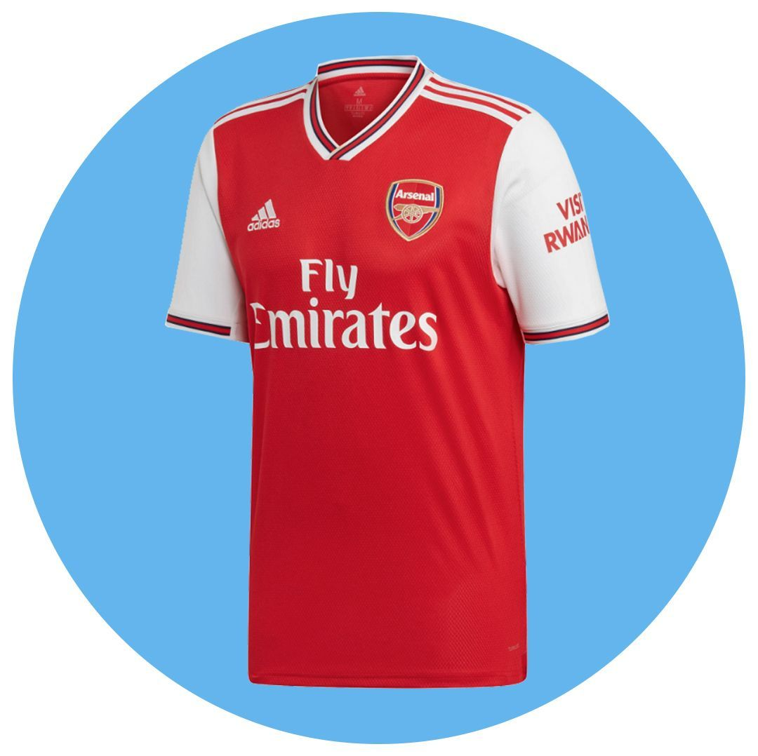 innovative design c52b4 3f2eb Adidas Arsenal Home Jersey