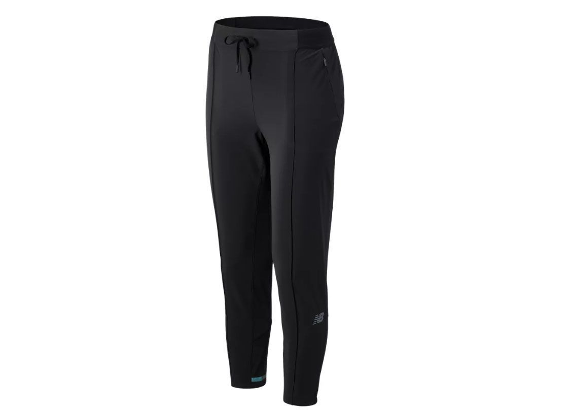 More Mile Thermal Winter Mens Running Tights Fleece Lined Bottoms