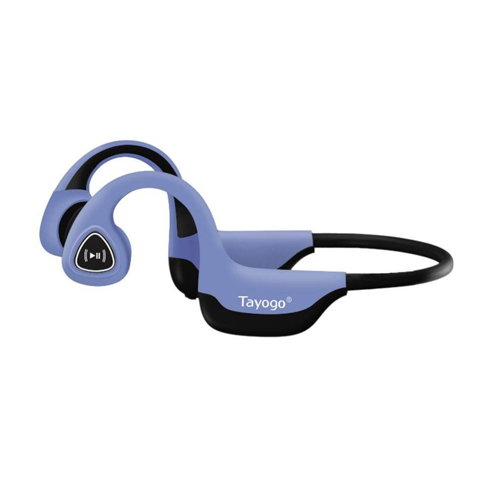 Genso Open-Ear Bone Conduction Headphones