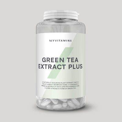 Green Tea Extract Plus [Amount : 90 capsules]