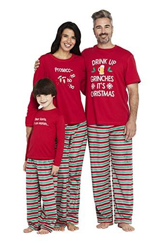 Christmas Pjs.40 Best Matching Family Christmas Pajamas Funny And Cheap