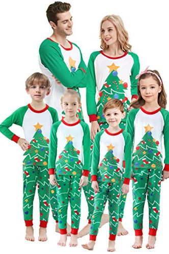 Christmas Footie Pajamas For Kids.40 Best Matching Family Christmas Pajamas Funny And Cheap