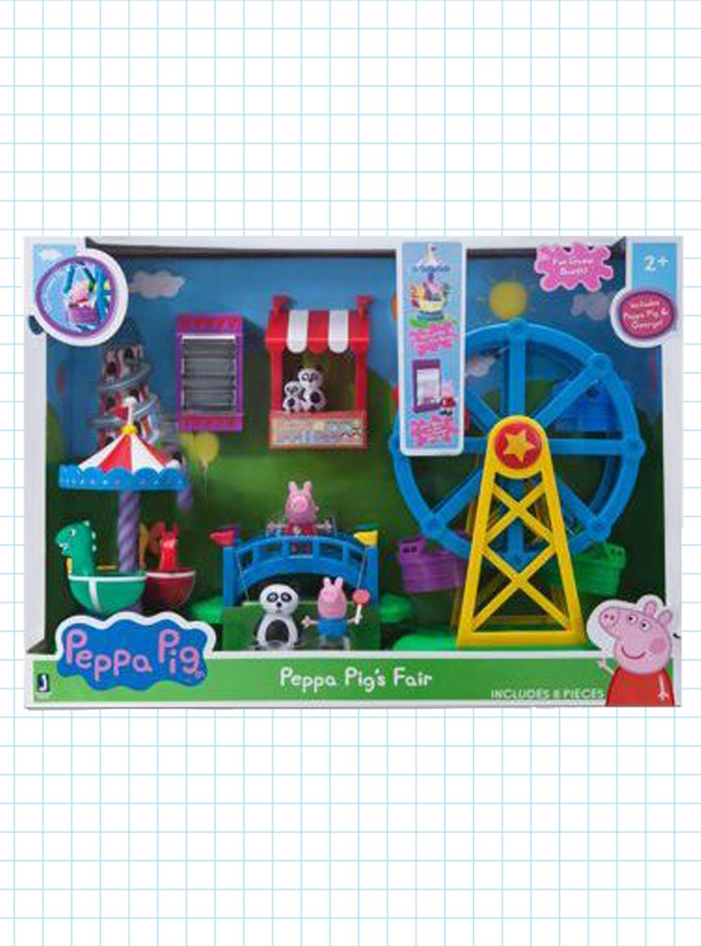 Fun Fair Playset