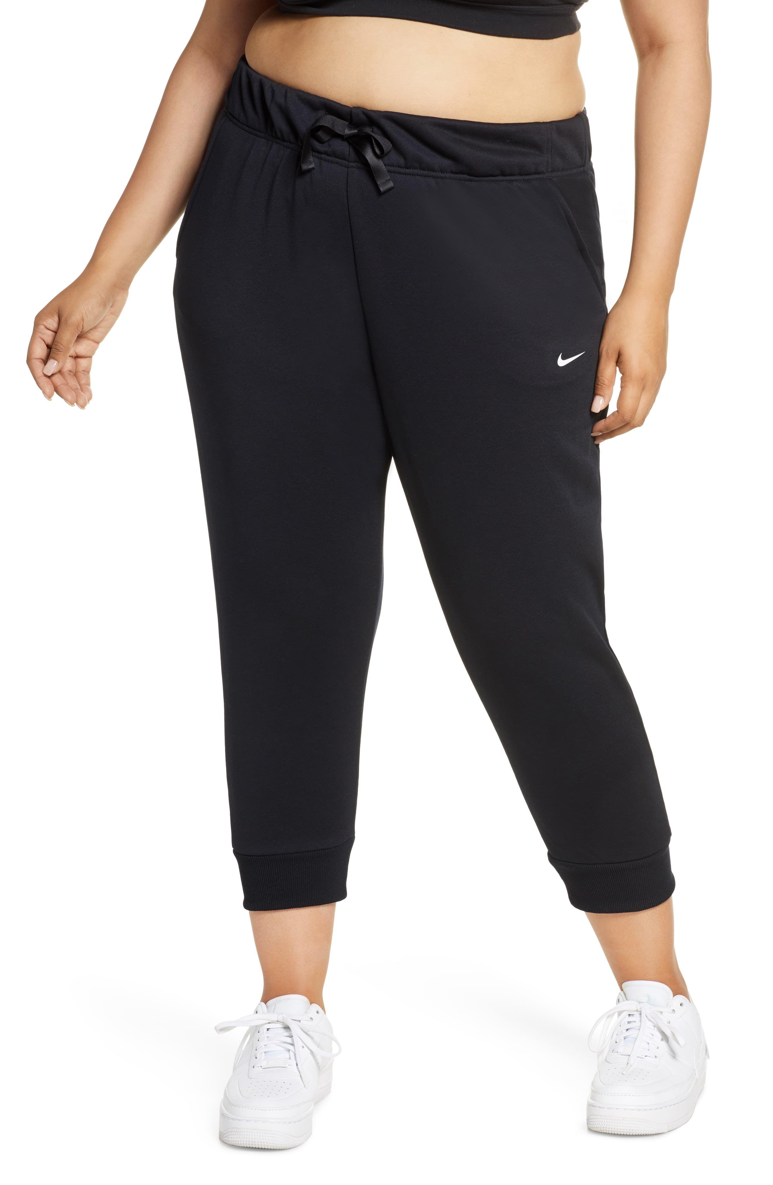 united kingdom Official Website utterly stylish Dri-FIT One Crop Fleece Pants