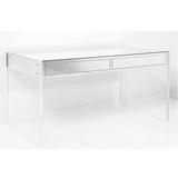 Mirror Lucite Desk/Vanity