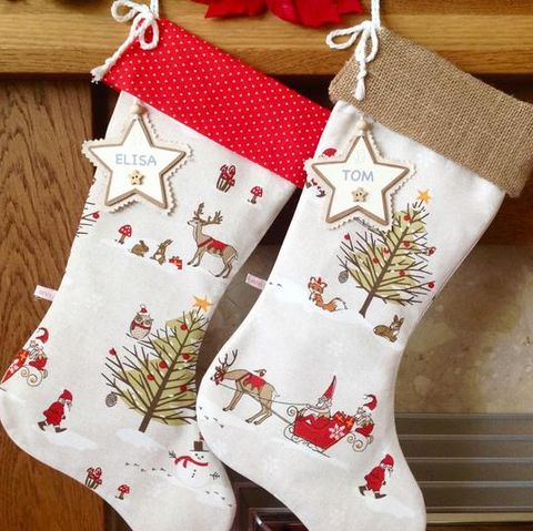 Family Christmas Stockings.45 Best Personalized Christmas Stockings Unique Christmas