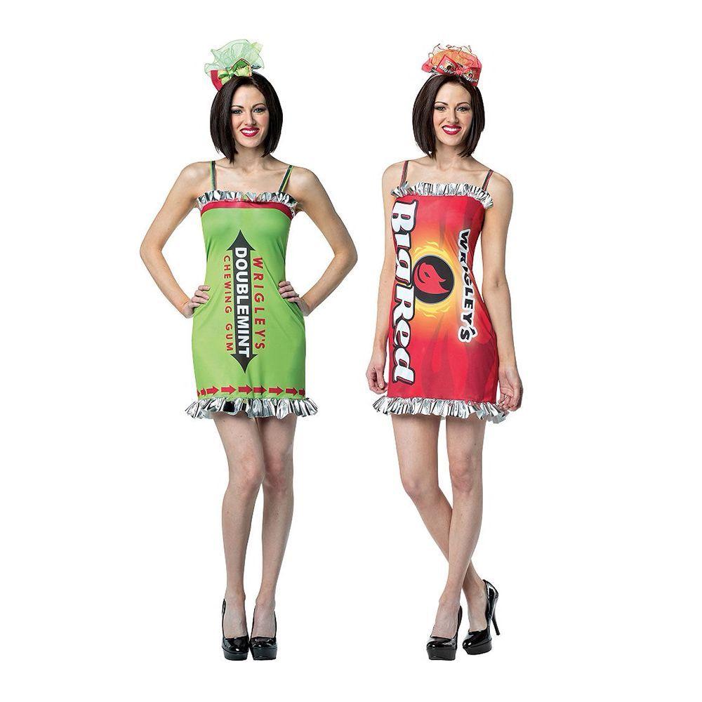 Big Red Doublemint Gum Costumes