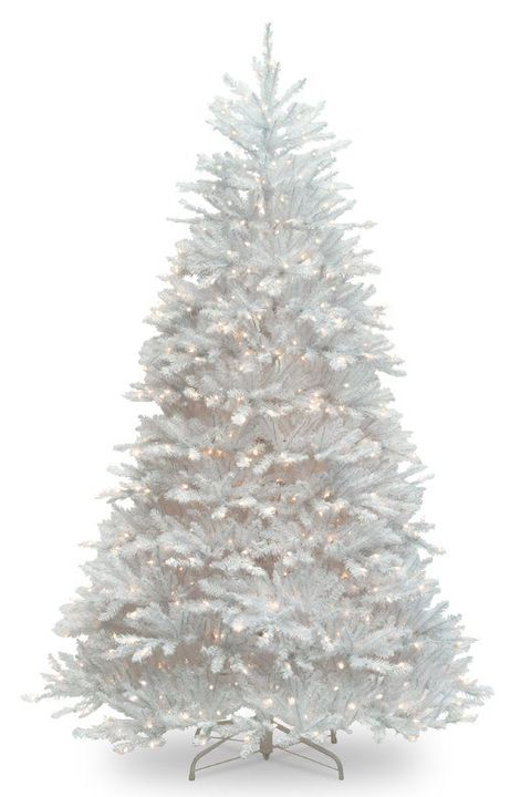 20 Best White Christmas Tree Ideas Gorgeous White Christmas Tree Decorating