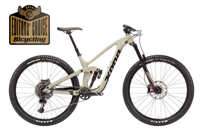 The Kona Process 153 CR/DL 29 Is for the Rowdy