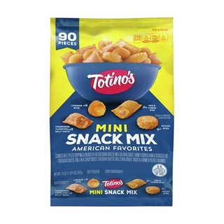 Totinos New Snack Mixes Are Filled With Mini Pizza Rolls