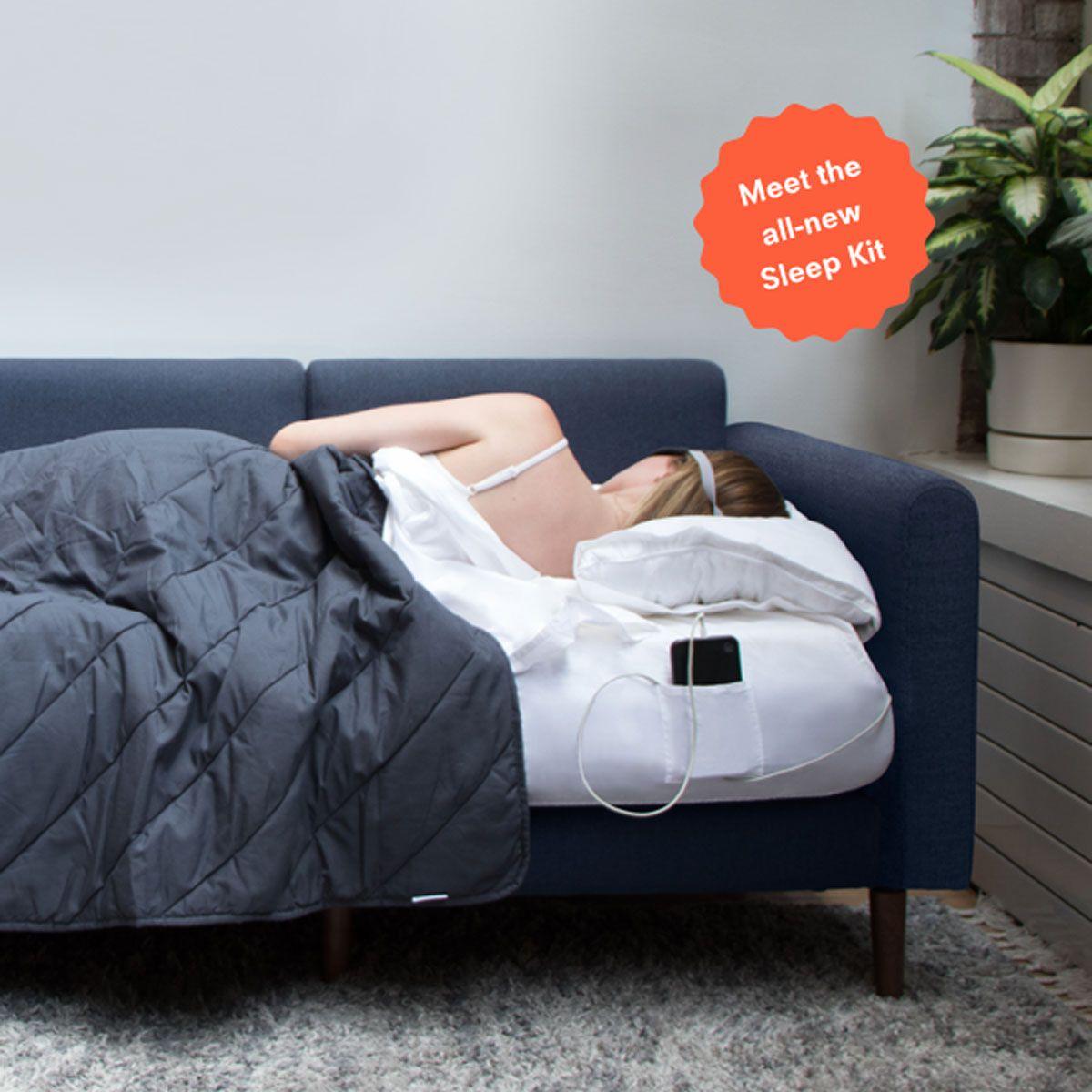 Burow S Sleep Kit Will Turn Your Sofa Into The Perfect