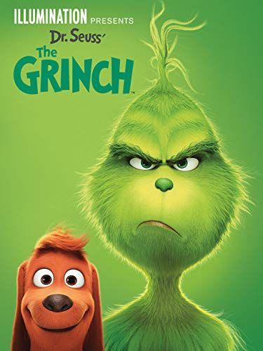 Dr  Seuss' The Grinch