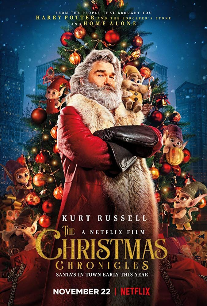 Name Something Every Child Wants For Christmas.The Christmas Chronicles