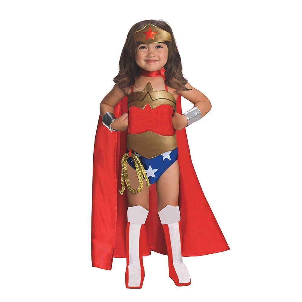 Halloween Fortnite Characters.Super Dc Heroes Wonder Woman Child S Costume
