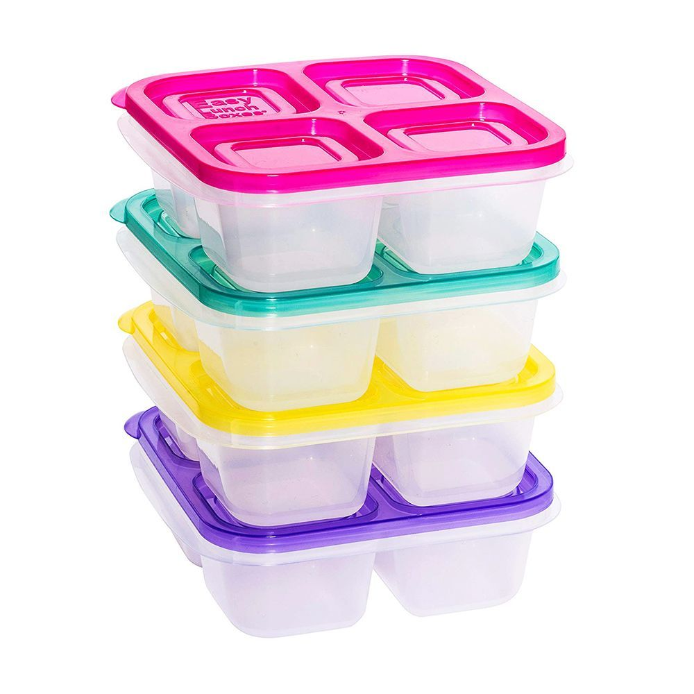 """/""""Brights/"""" Pack of 4 Mini Storage Baskets perfect for keeping tidy in the home"""