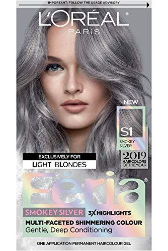 8 Best Gray Hair Dyes For At Home Color 2019