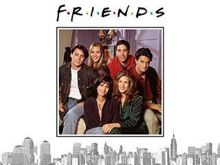 Friends – Season 1 [Streaming]