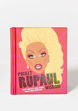 RuPaul Wisdom Pocket