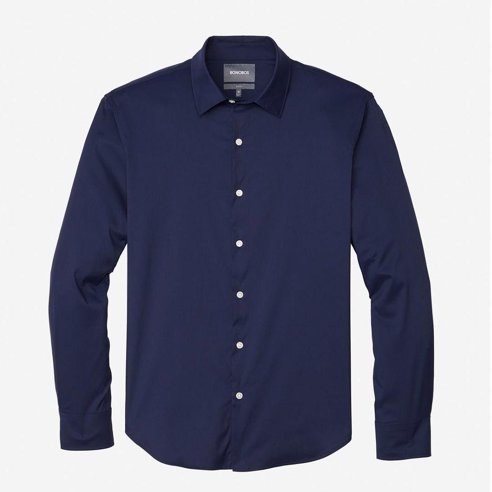Domple Mens Button Down Plus Size Casual Plaid Print Long Sleeve Dress Work Shirt