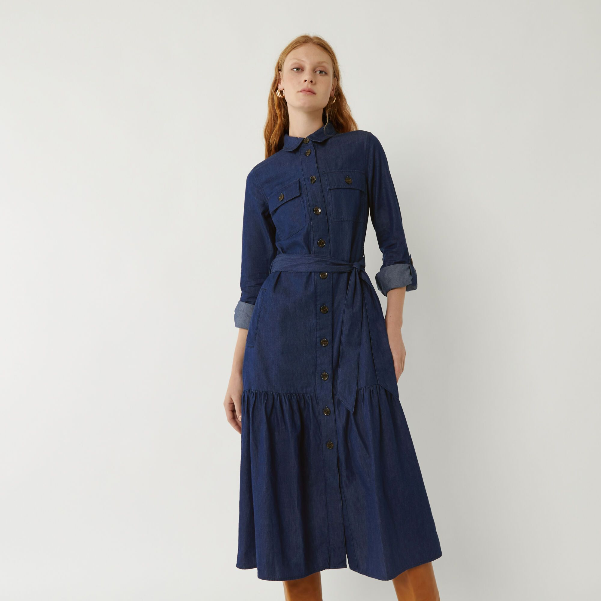 Fans lover Boden's versatile Abigail Jersey Dress