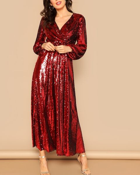 The Best Red Party Dresses Christmas Party Eear