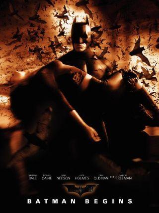 Batman starts
