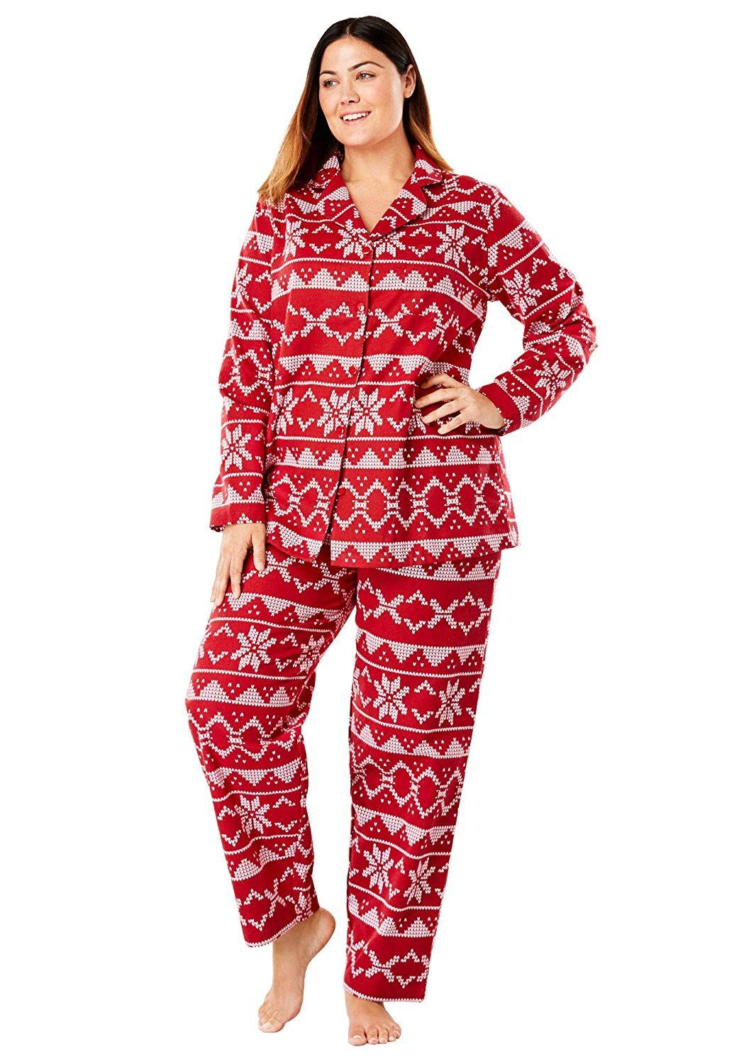 Just Love Ultra-Soft Women's Pajama Pant Set Clothing, Shoes & Jewelry Nightgown with Matching Socks
