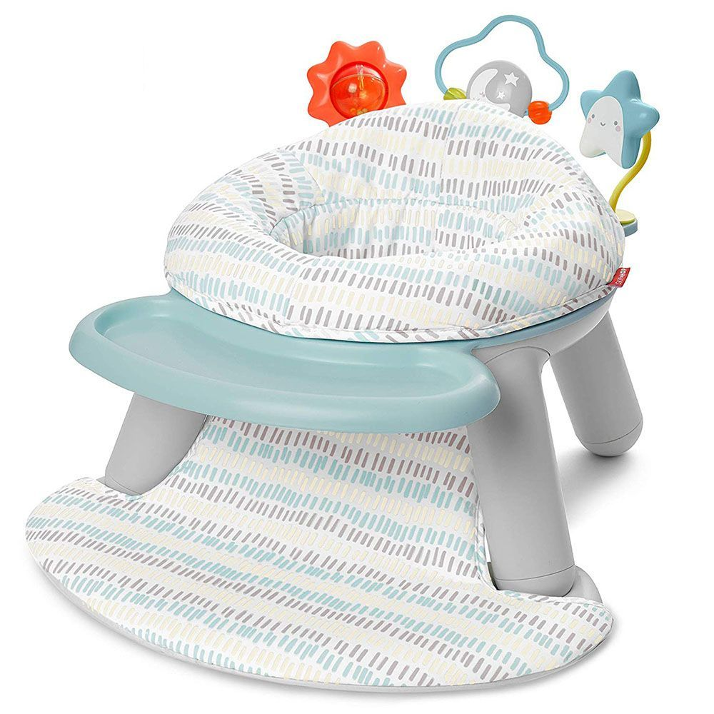 Awesome Skip Hop Silver Lining Cloud Baby Chair Evergreenethics Interior Chair Design Evergreenethicsorg