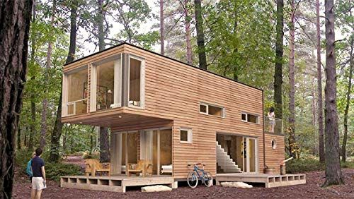 This Prefab Two Story Tiny House Is For Sale On Amazon