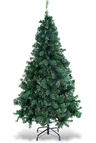 Lighted Christmas Tree.20 Best Artificial Christmas Trees 2019 Best Fake