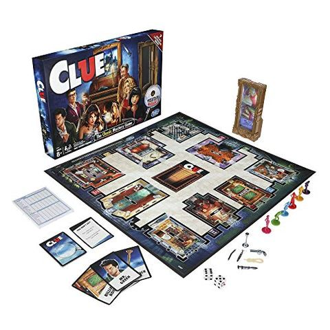 You Can Vote for the New Room in the Clue Board Game