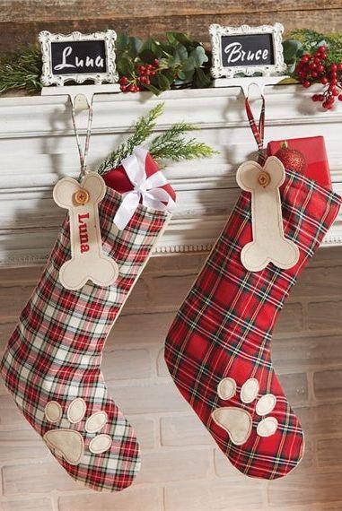 Dog Christmas Stocking.20 Best Dog Christmas Stocking Ideas Cute Personalized
