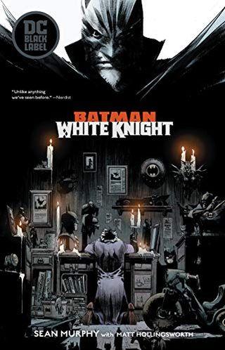 Batman: White Knight by Sean Murphy with Matt Hollingsworth