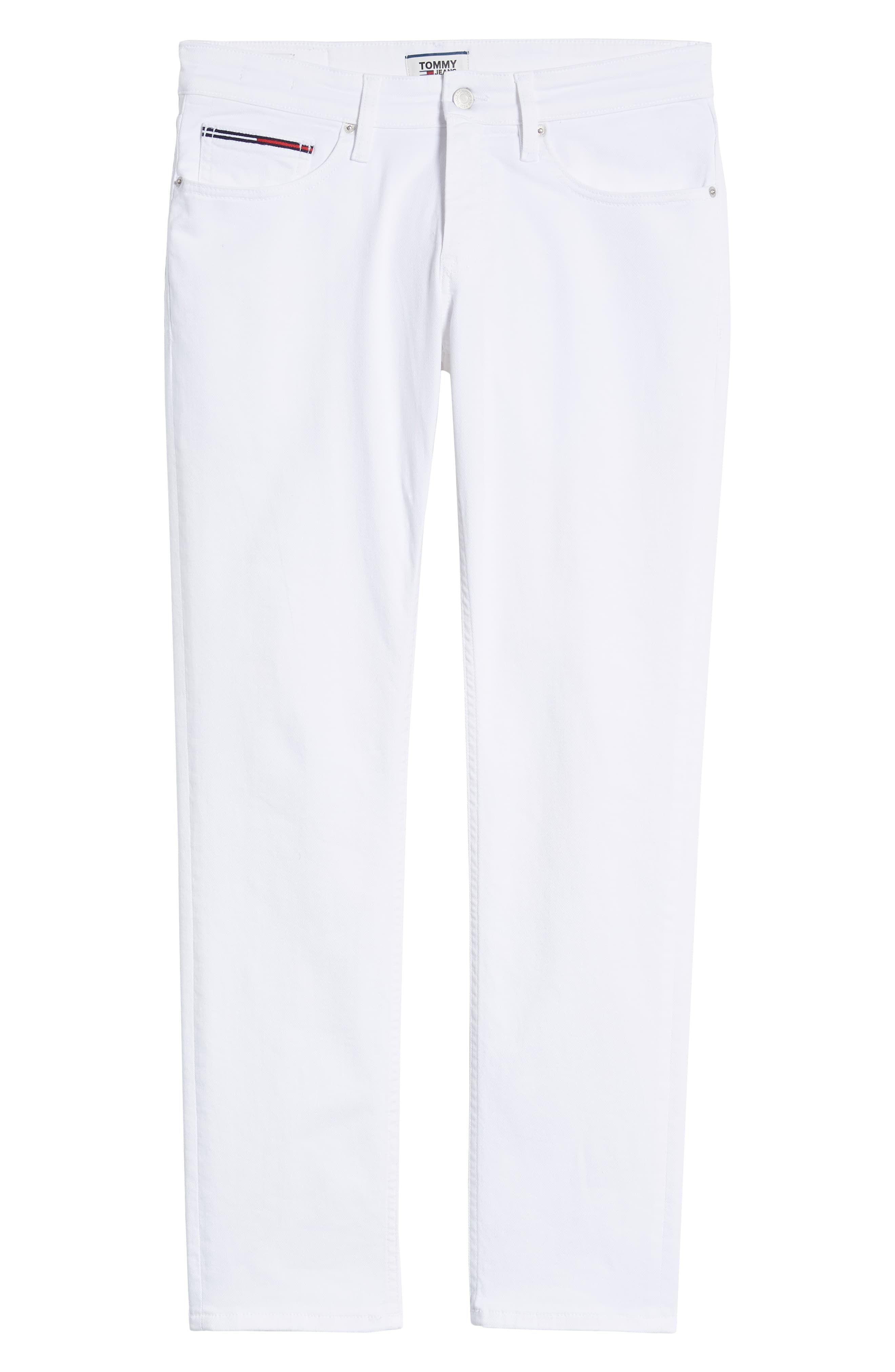 Joe Jonas Steps Out in White Jeans