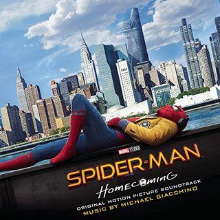 Spider-Man: Homecoming (colonna sonora originale del film)