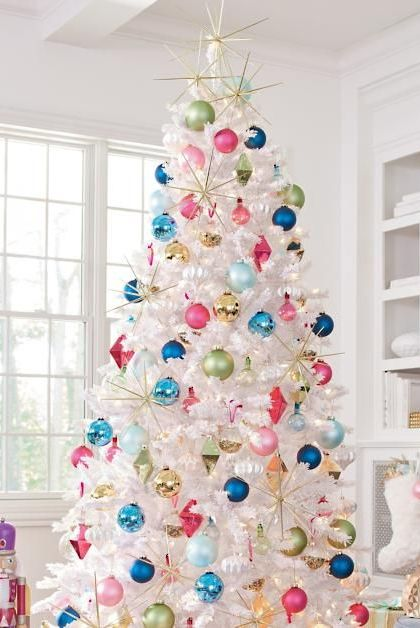 Grandin Road Christmas.10 Best Pink Christmas Trees Gorgeous Pink Tree Ideas For