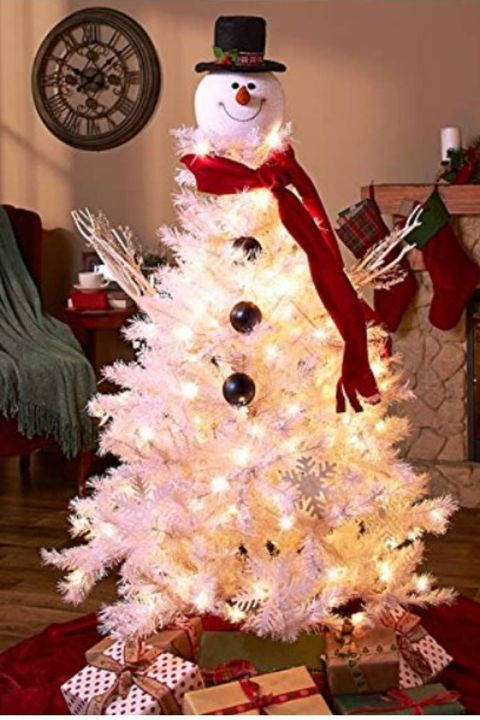 Funny Christmas Tree Toppers.30 Unique Christmas Tree Topper Ideas Best Ways To Top
