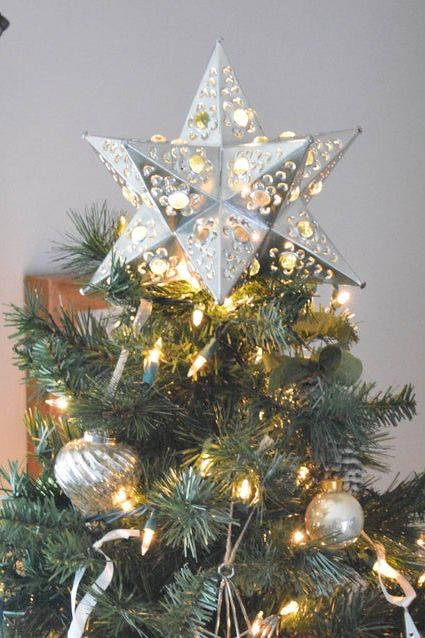 Redneck Christmas Lights.30 Unique Christmas Tree Topper Ideas Best Ways To Top