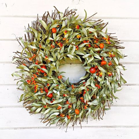 15 Best Fall Wreaths For 2019