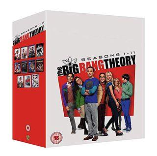 Big Bang Theory seasons 1-11 [DVD] [2018]