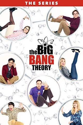 The Big Bang Theory seasons 1-12 [Blu-ray] [2019]