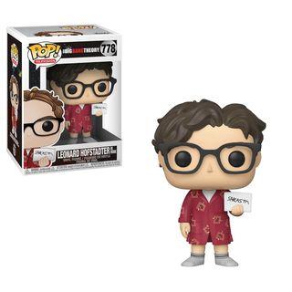 Big Bang Theory: Leonard Pop!  Vinyl figure