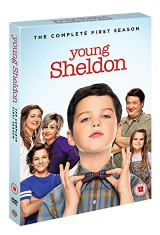 Young Sheldon - Season 1[DVD] [2018]