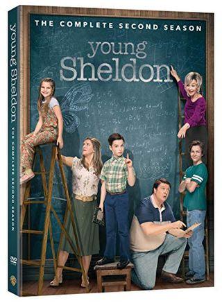 Young Sheldon: Season 2 [DVD] [2019]