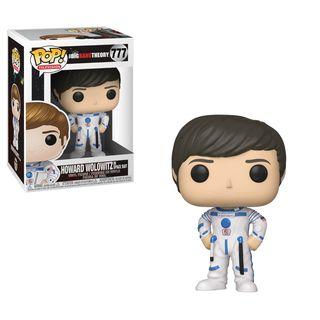 Big Bang Theory: Howard Pop!  Vinyl figure