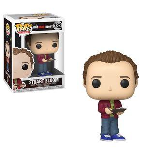 Big Bang Theory: Stuart Pop!  Vinyl figure