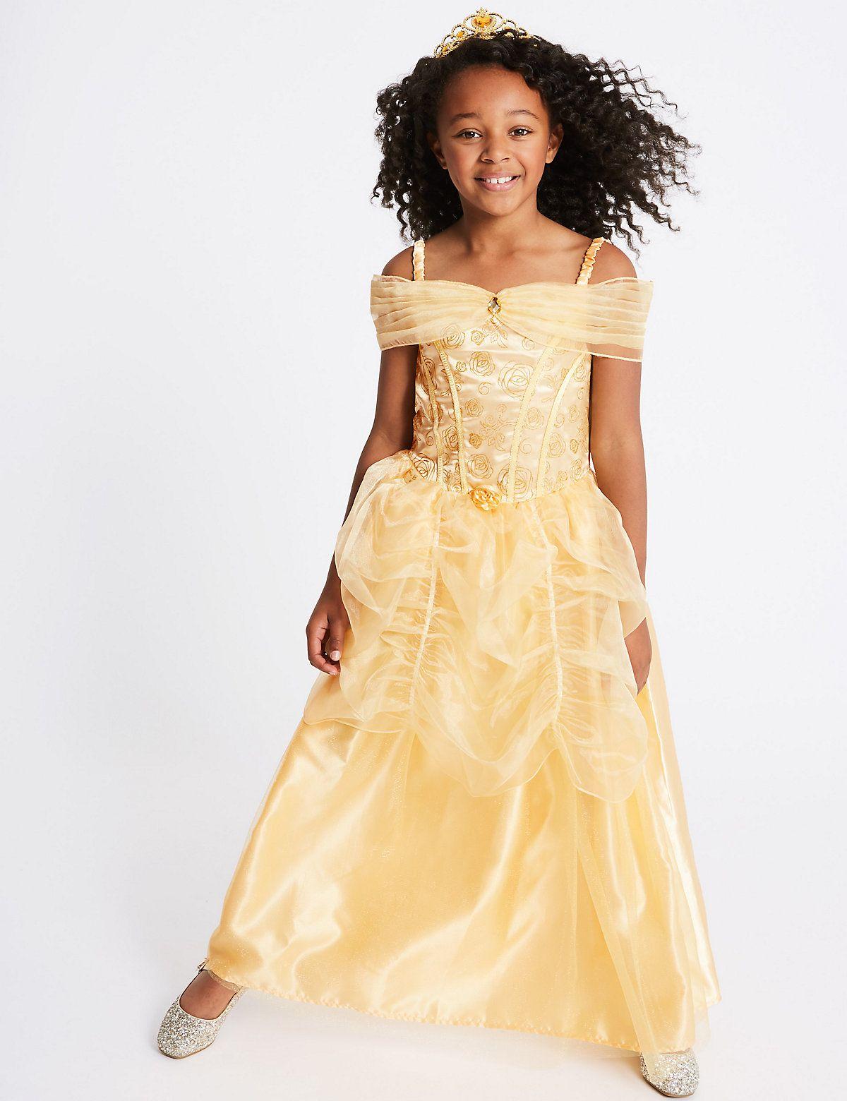 Princess Belle Disney Costume